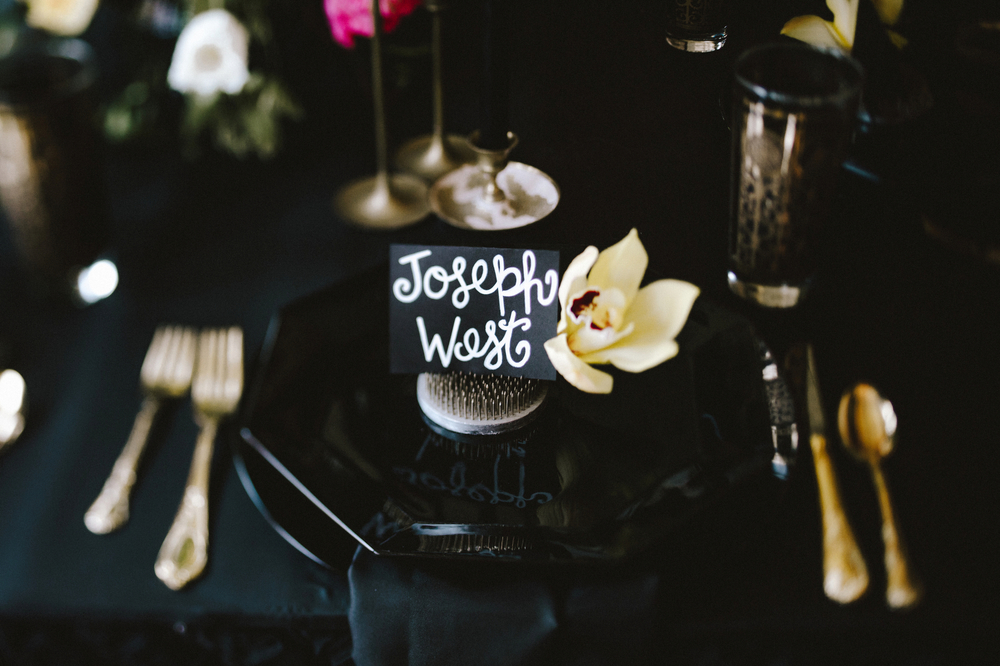 Maxit Flower Design Photoshoot- Table Setting- Joseph West- Houston, TX