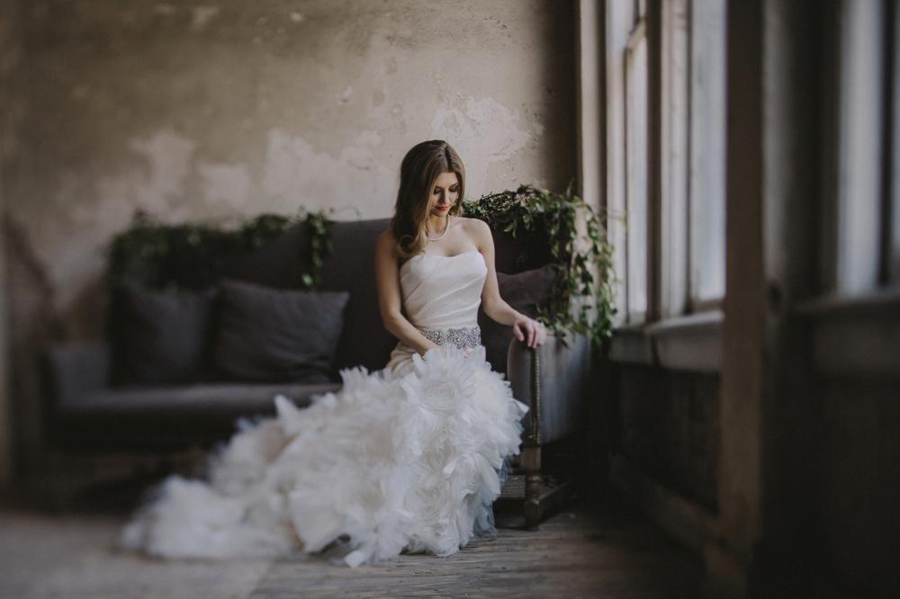 Bride Dark Flower Photoshoot- Maxit Flower Design- Houston