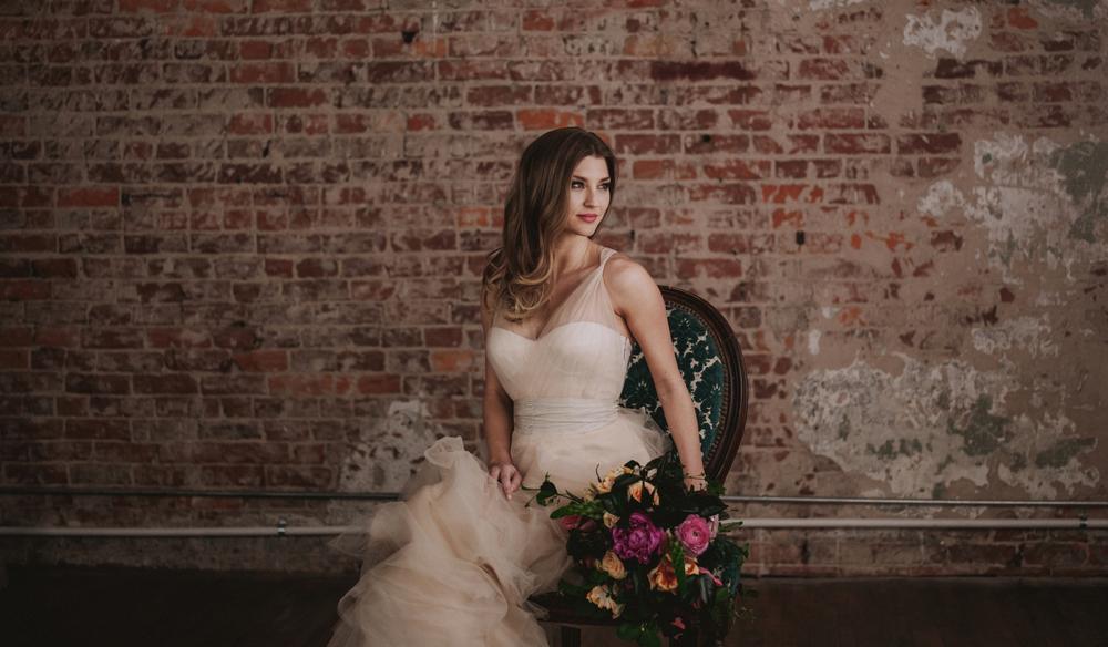 Maxit Flower Design- Dark Flowers- Houston Brides