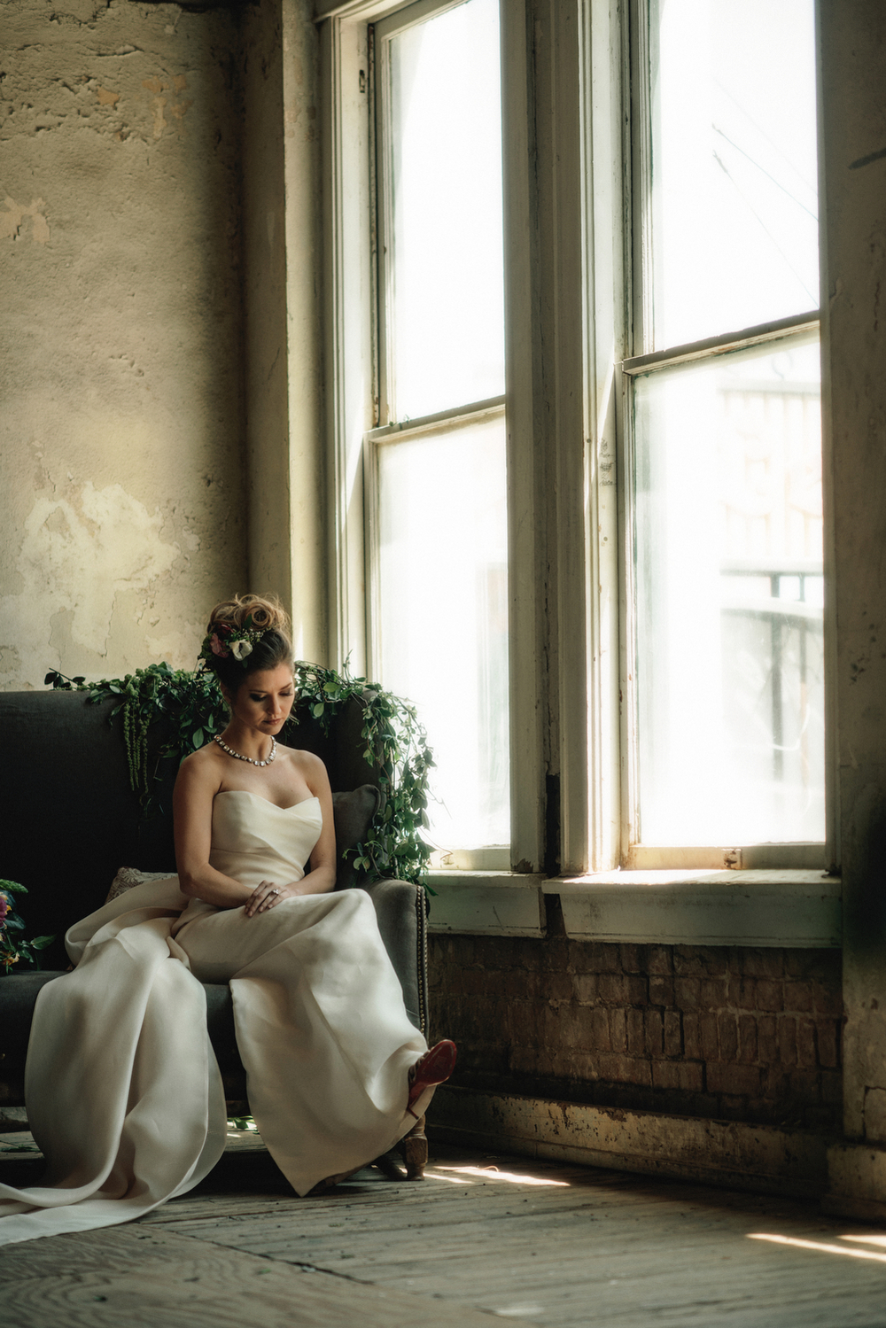 Garland & Bride- Houston Weddings- Maxit Flower Design
