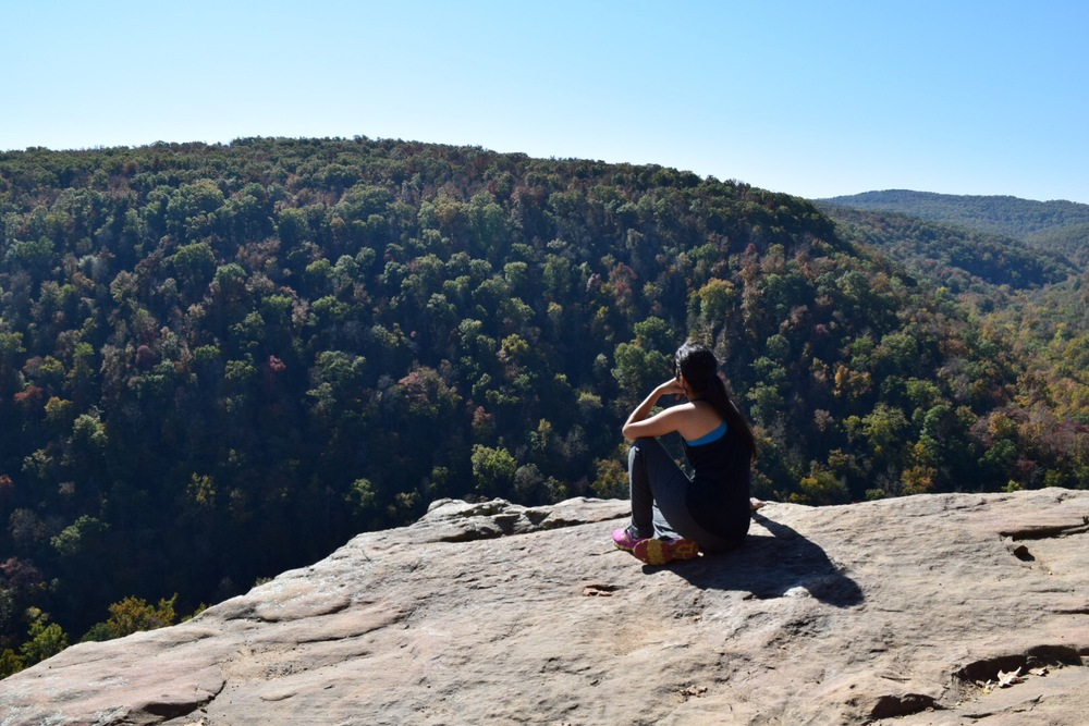 Maria Maxit Arkansas Trip