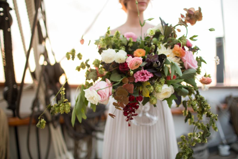 Bride- Arrangement- Maxit Flower Design- Houston Events