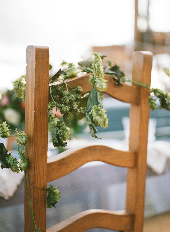 Chair Detail- Maxit Flower Design- Houston Weddings
