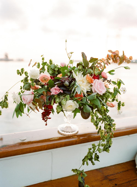 Garden Arrangement- Maxit Flower Design- Houston Weddings