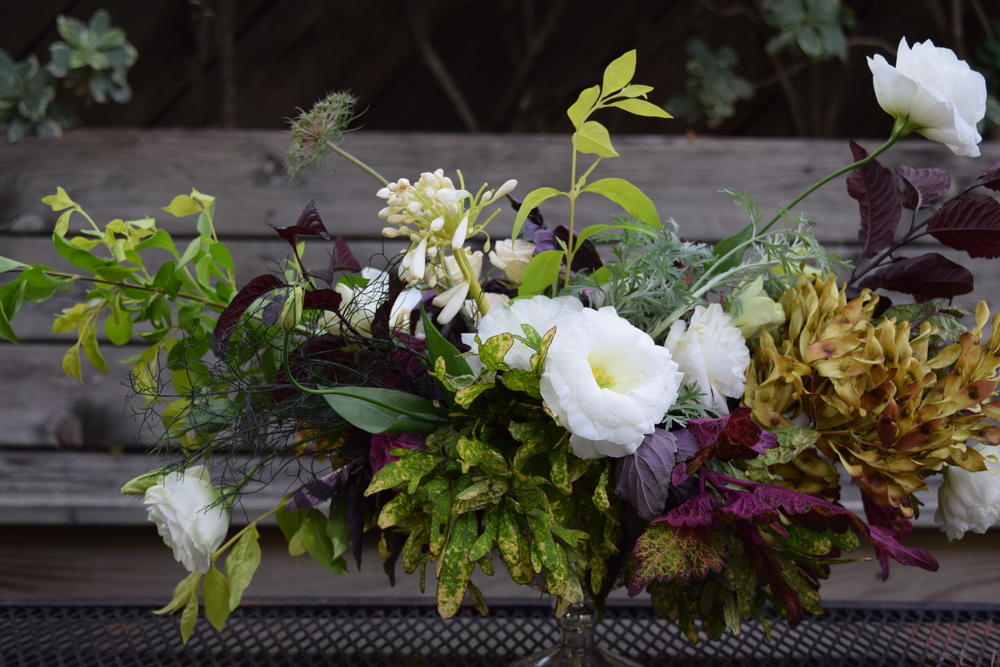 Fall wedding flowers, Houston Wedding Florist