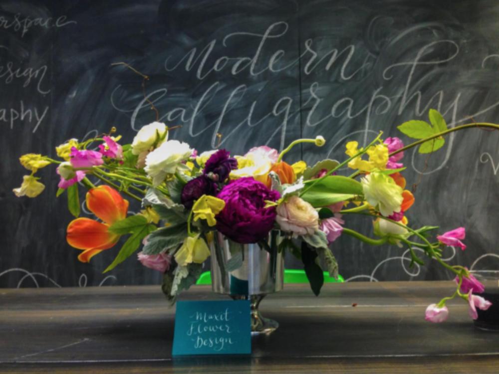 Houston Flower Workshop Kristara