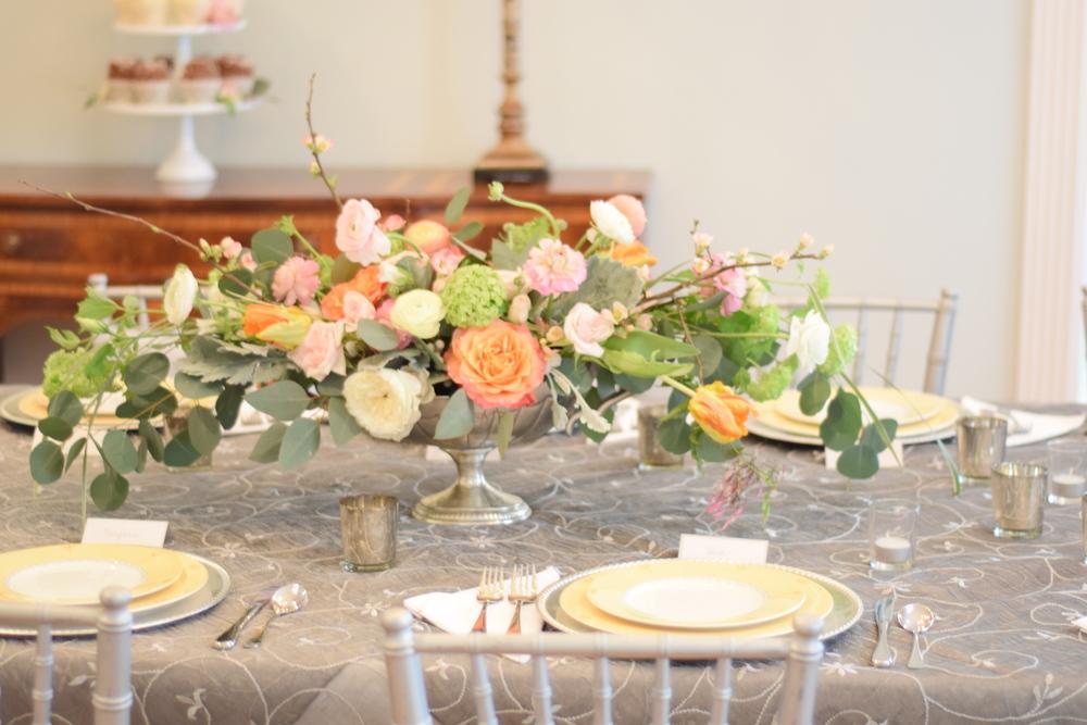 Spring Home Wedding, Maxit Flower Design