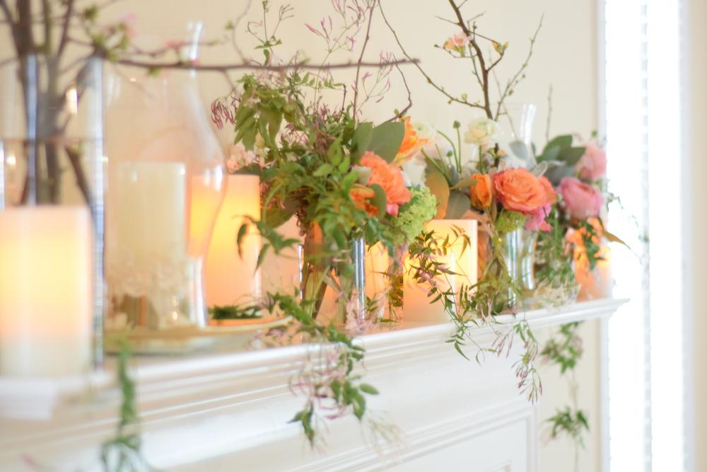 Spring Houston Wedding Flowers, Maxit Flower Design