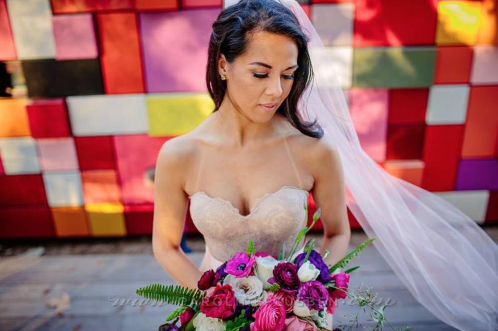 Maxit Flower Design, The Grove Houston, Houston Wedding Bride