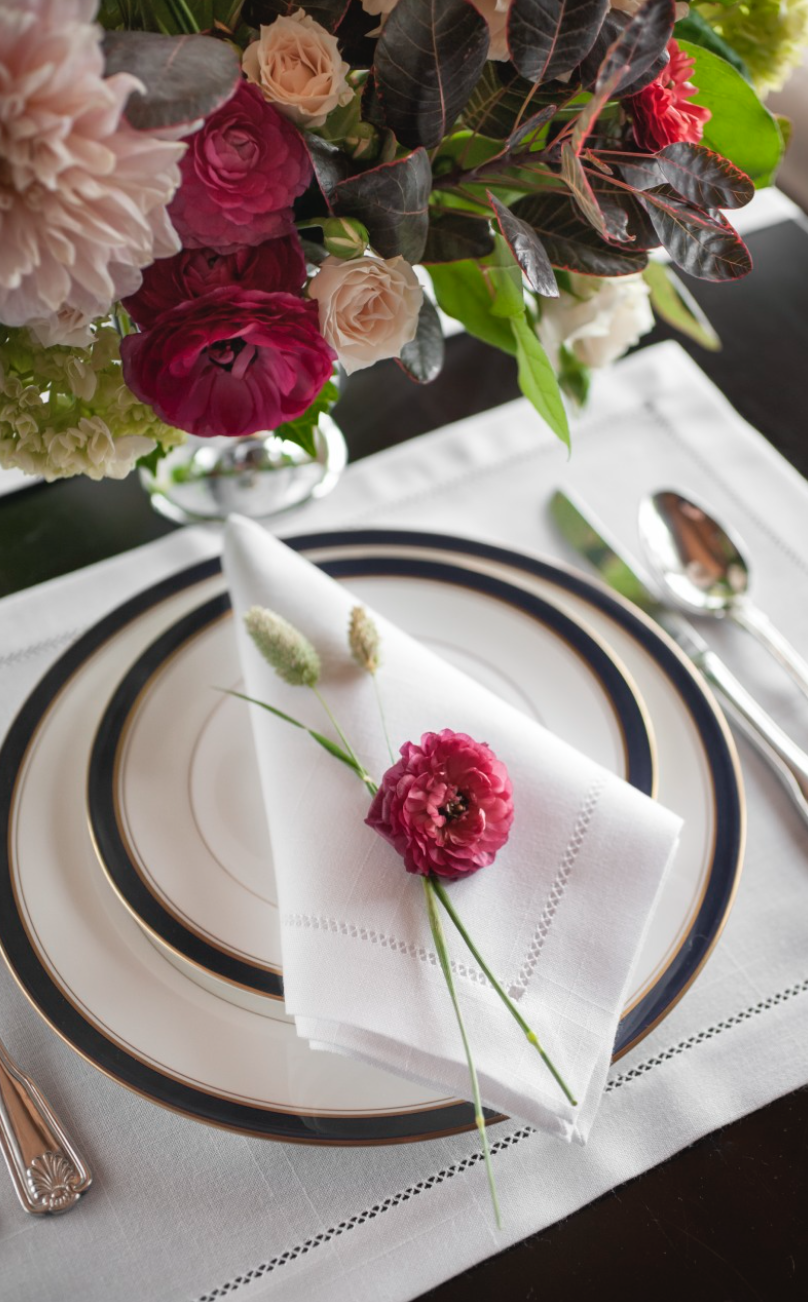Stock Images Maxit Flower, Design Debora, Smail Hibiscus Linens, Houston, Texas