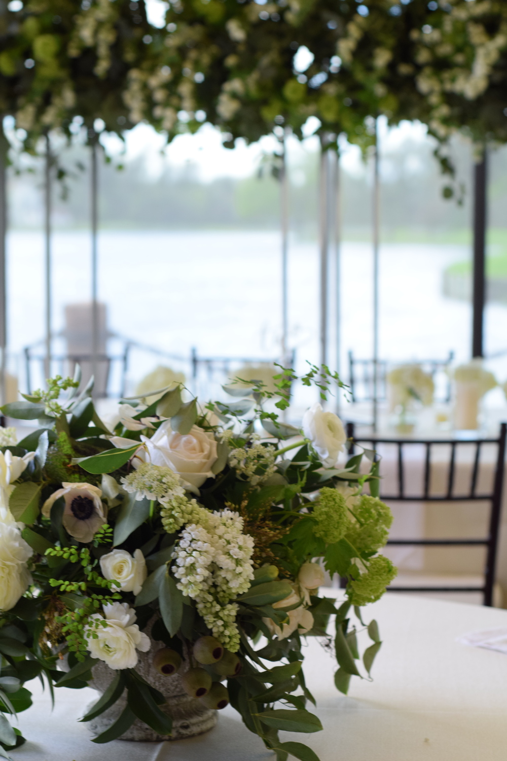 Table Arrangement- Maxit Flower Design- Woodlands, Houston