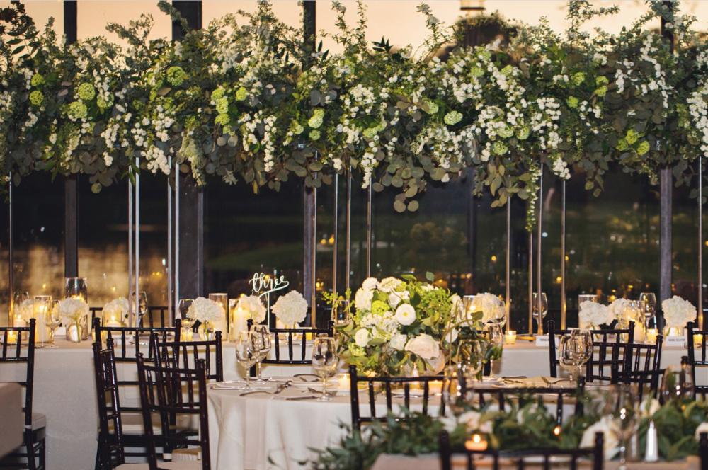 Reception Arrangements- Maxit Flower Design- Woodlands, Houston