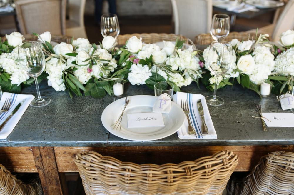 Table Setting- Houston Weddings- Maxit Flower Design
