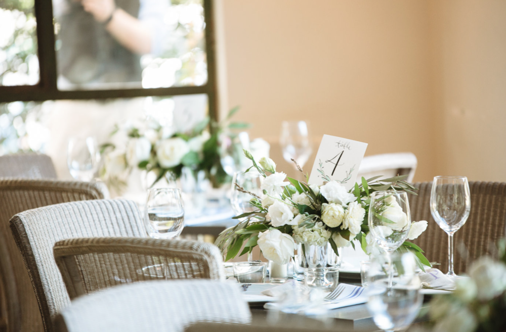 Reception Arrangement- Maxit Flower Design- Houston Weddings