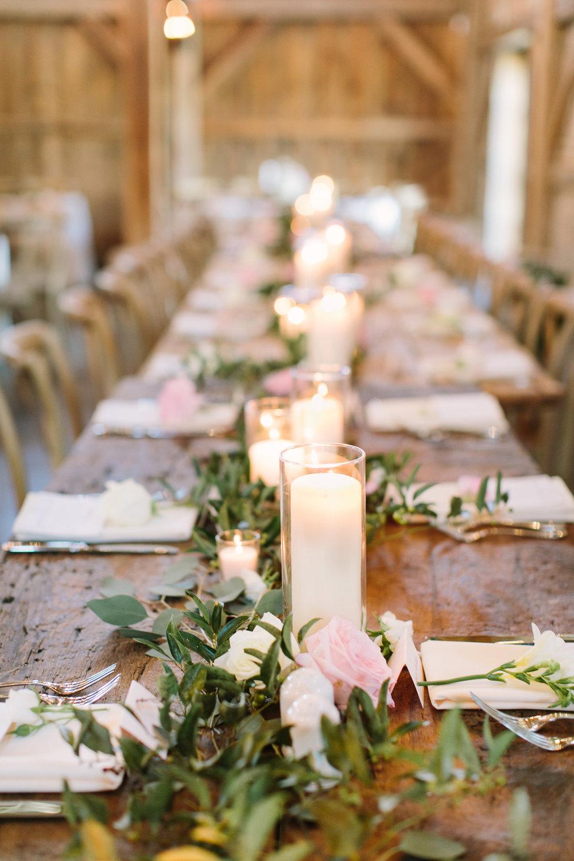 head table farm wedding florals by maxit flower design in houston texas