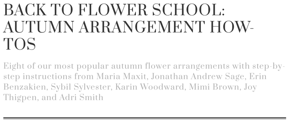 how-to-arrangement-autumn-magazine-feature-maxit-flower-design-in-houston-texas