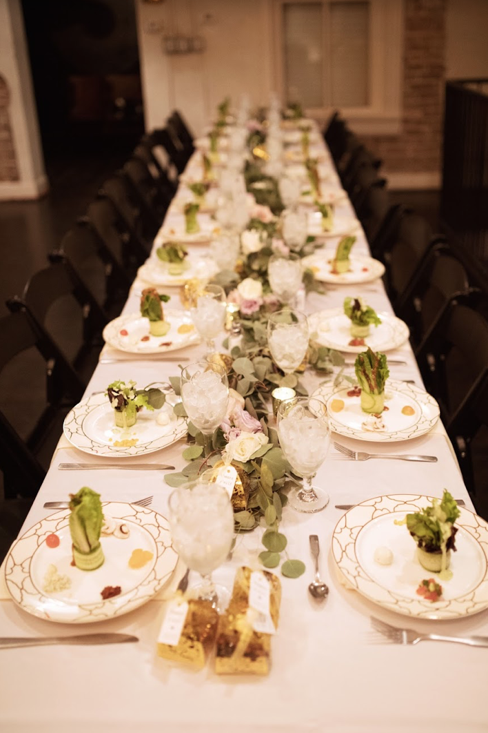 station3-reception-inspiration-wedding-decor-floral-garden-blush-rose-garland-runner-table-dinner-by-maxit-flower-design-houston-texas