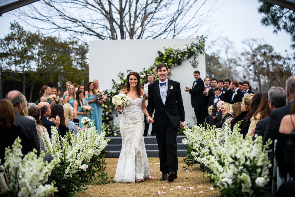 Ellie & Mike - Houston Country ClubKeely Thorne Events / Chris Bailey Photography