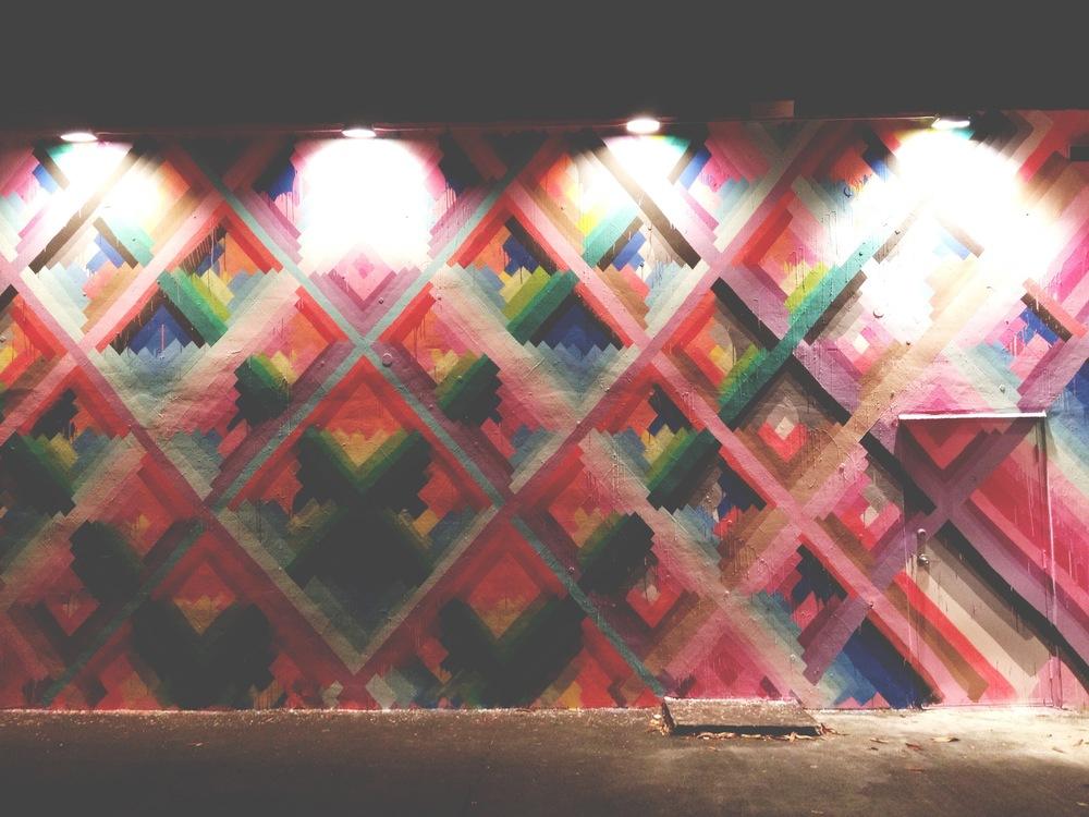 Wynwood Walls, Miami  January 3