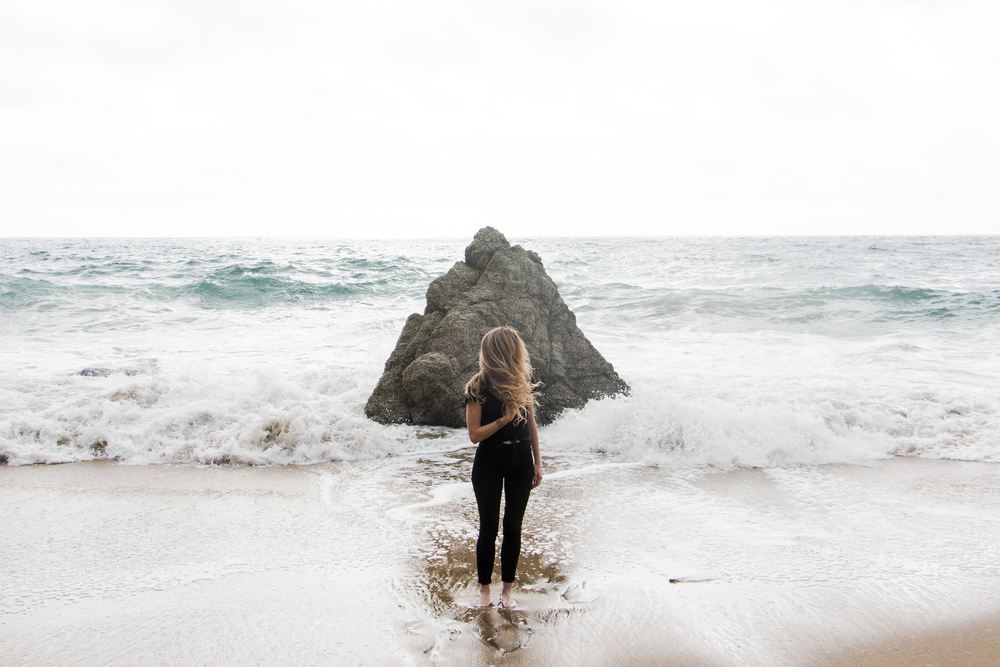 Rachael Slocum - Gray Whale Cove, CA