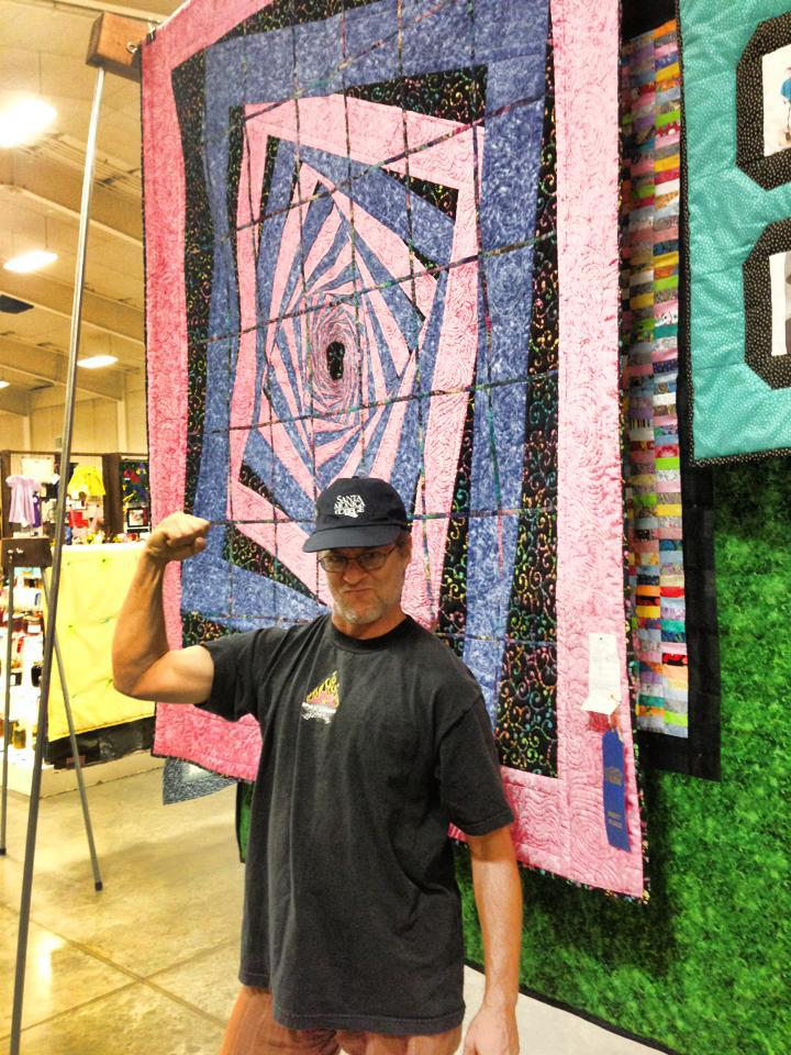 Manly Quilter