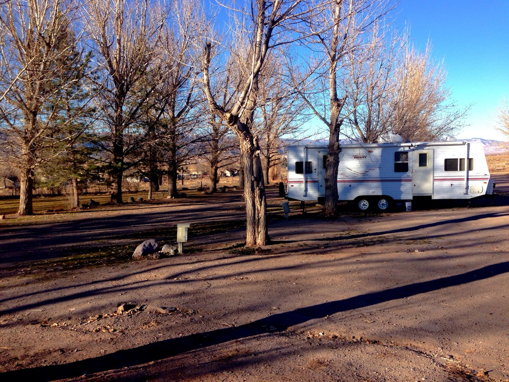 RV Sites with Hookups