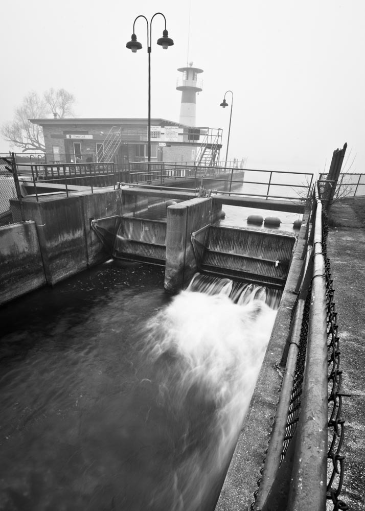 Tenney Park Locks