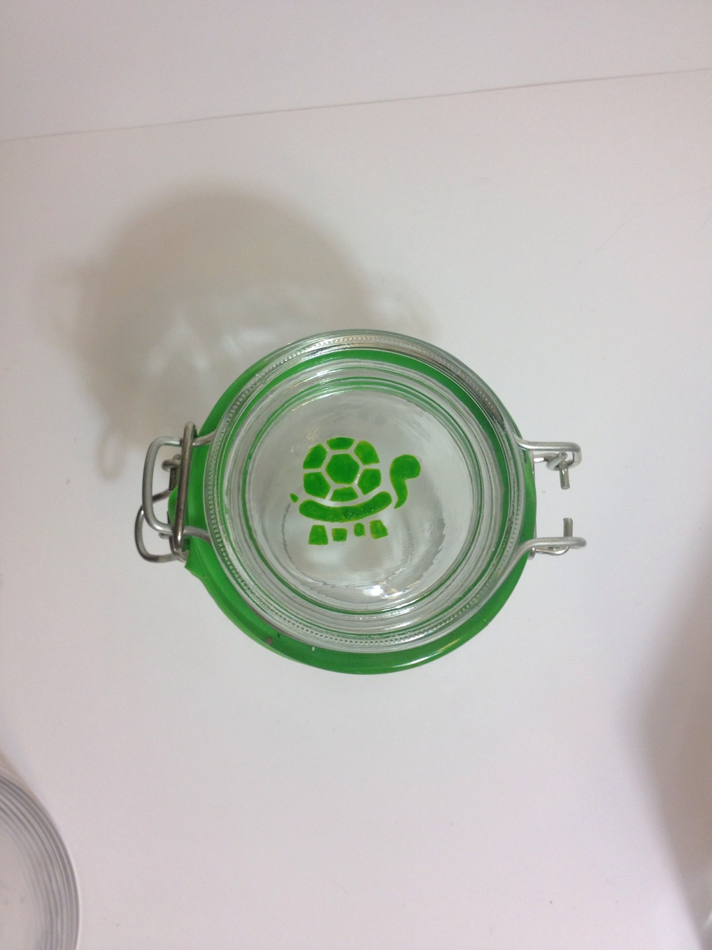I love this turtle. I use a gloss/sealer on top to make it pop.