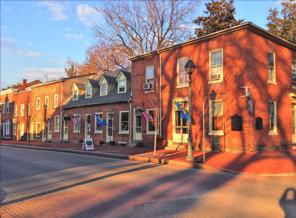 Delaware Store & Parke Green Galleries