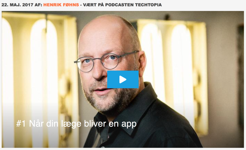 Techtopia - Henrik Fohns