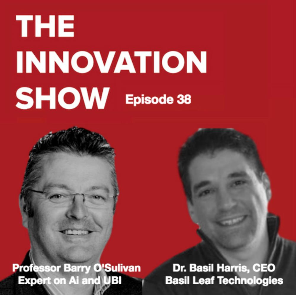 The Innovation Show - Aidan McCullen