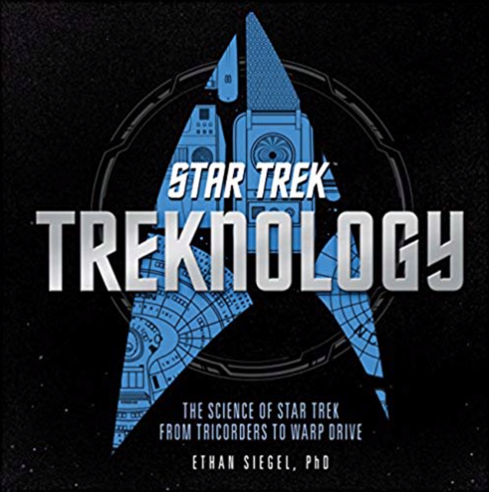 - Star Trek TreknologyThe Science of Star Trek from Tricorders to Warp Drive