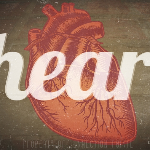 Heart Sermon Series/Conference Theme