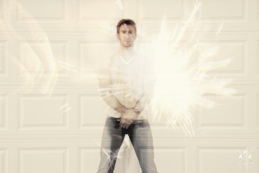 Neil Hinders Photoshoot