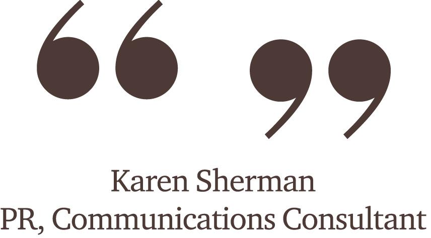 Karen Sherman PR