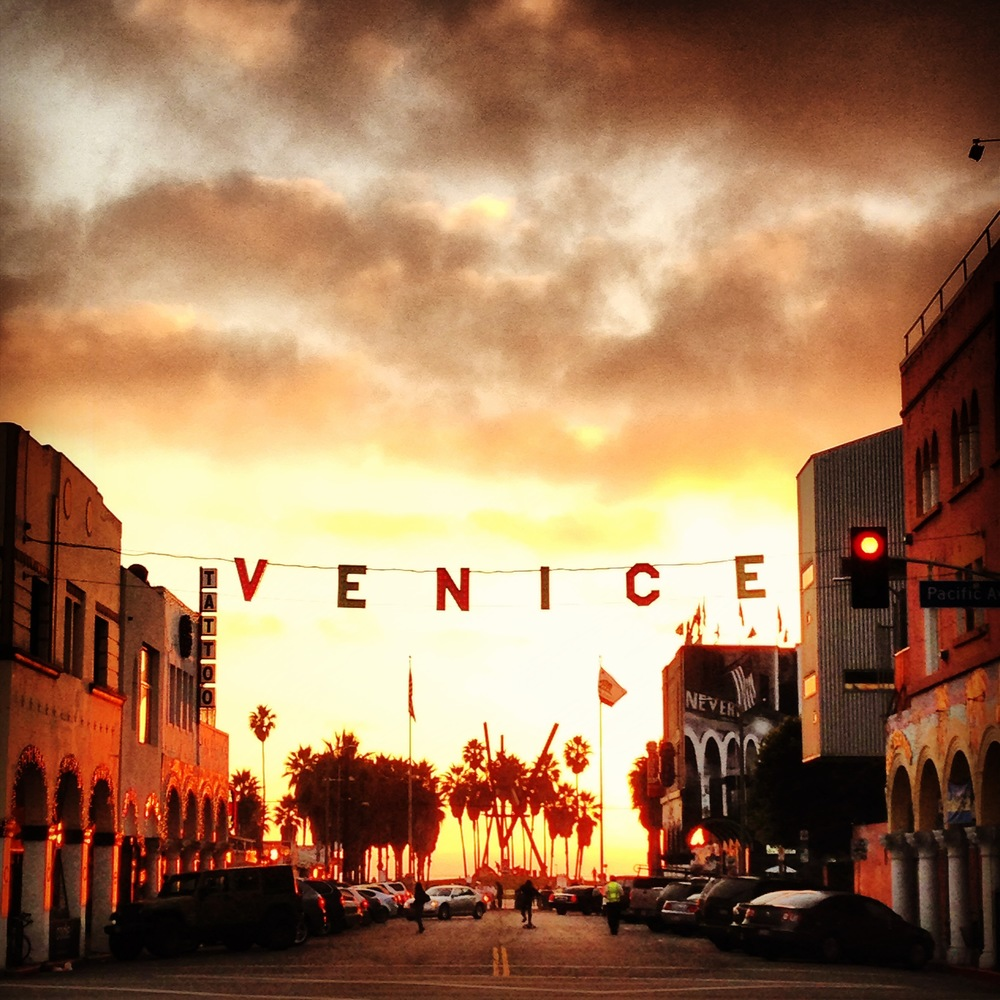 Venice at Sunset - Instagram.JPG