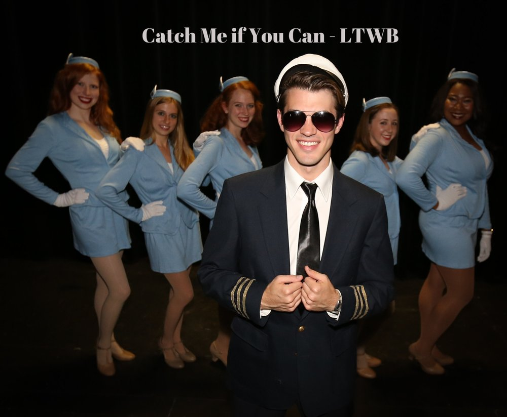 Catch Me if You Can - LTWB