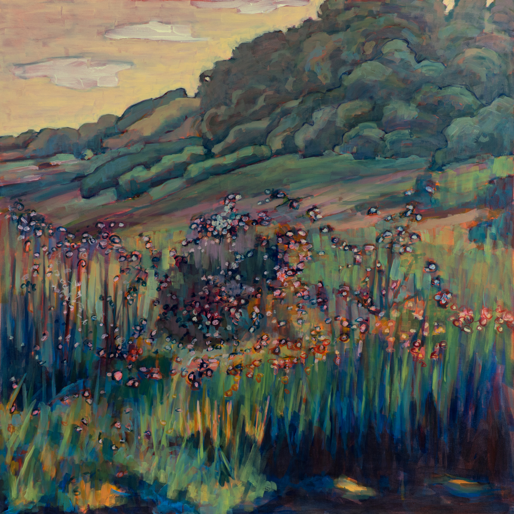 "Big Independence Prairie 48"" X 48"""