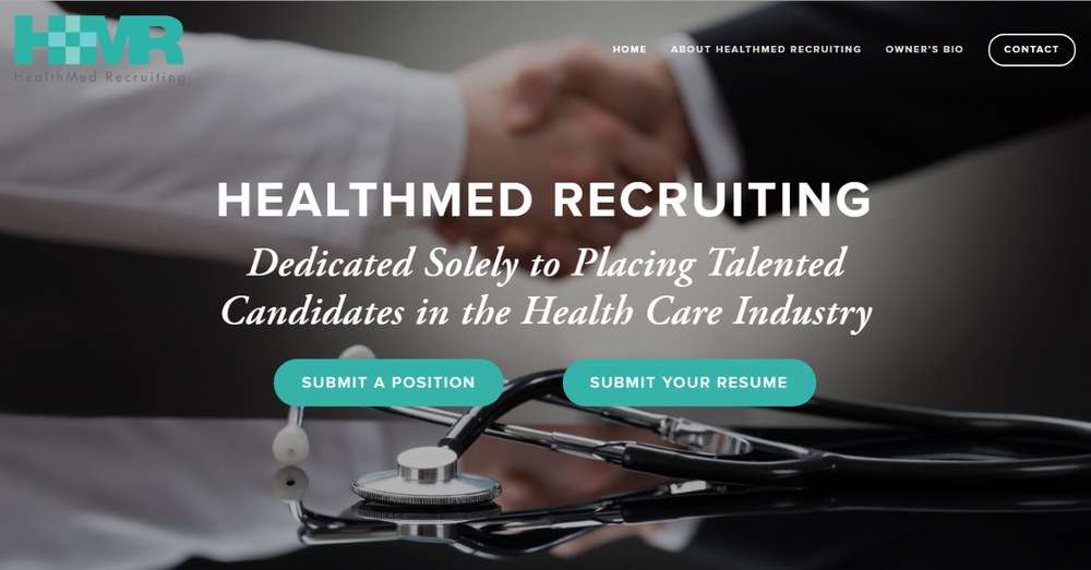Copy of Healthcare Recruiting