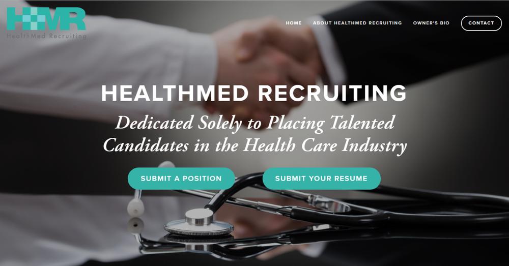 Healthcare Recruiting