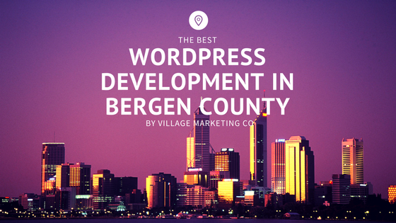 Wordpress Web Designer in Bergen County NJ