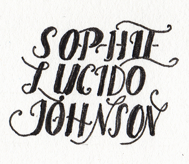 Sophie Lucido Johnson