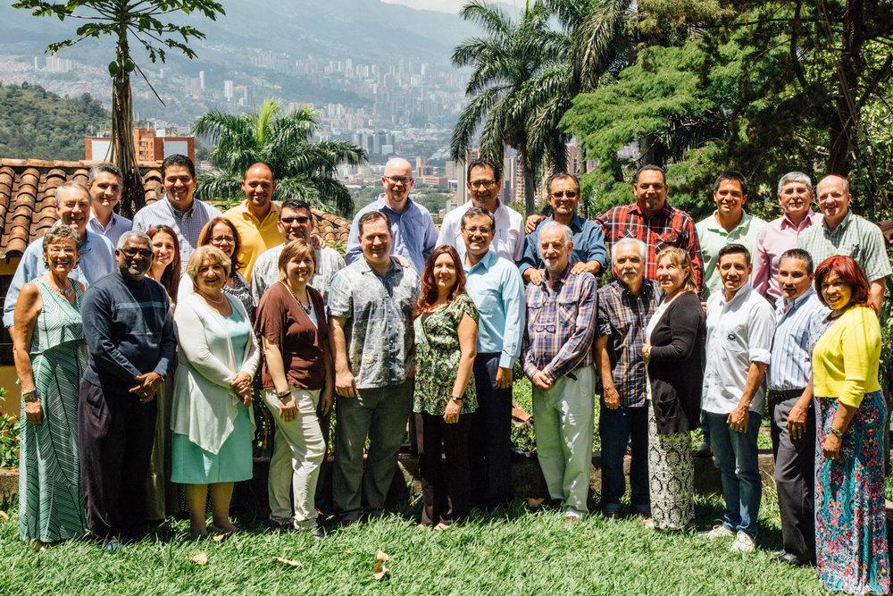 2016-05, Medellin, Colombia, Participants of CCP Training Seminar