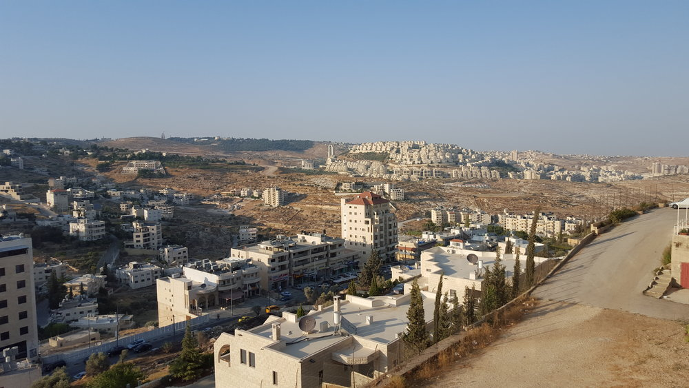 2016-08, Bethlehem, West Bank, Urban Scene