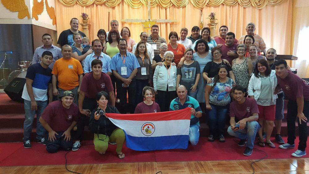 201702, Carmendeareco, Argentina, Participants of CCP Training Seminar