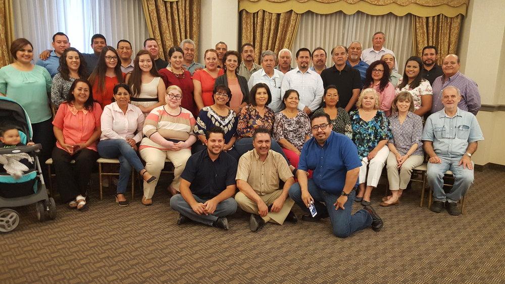 2017-05, Hermosillo, Mexico, Participants in CCP Training Seminar