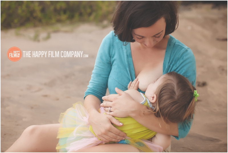 Breastfeeding Portraits by The Happy Film Company