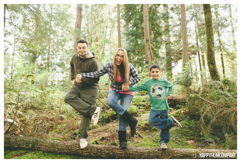 The Happy Film Company - Family Photos Seattle - Redmond Watershed Preserve