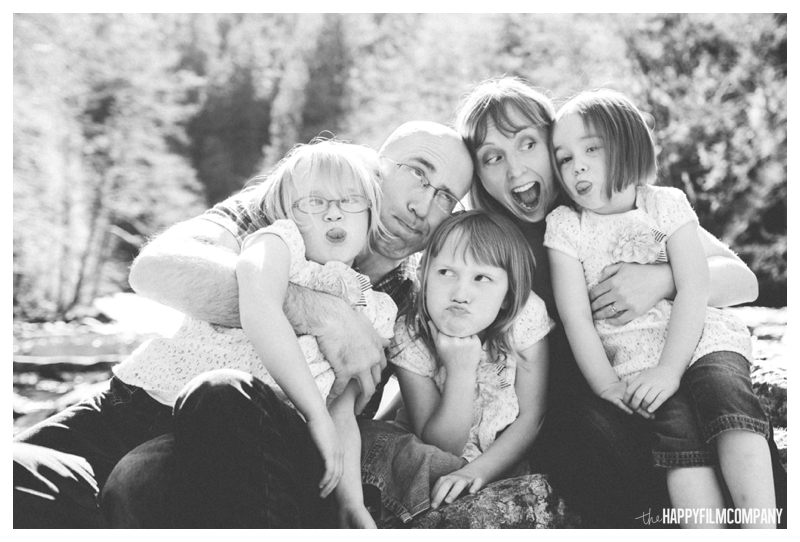 Family Photography Seattle - the Happy Film Company
