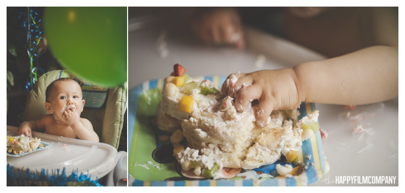 the Happy Film Company - Seattle Family Portraits - Cake Smash-53.jpg